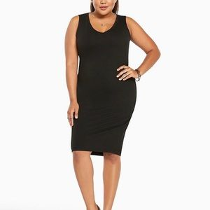 Torrid Jersey Knit Bodycon Dress